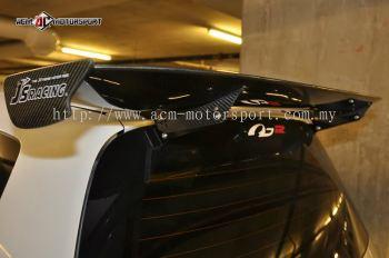Honda Jazz Hybrid 2012 JS Spoiler