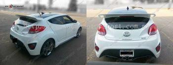 Hyundai Veloster Sequence Spoiler