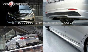Hyundai Sonata (2010) Ixion Bodykit