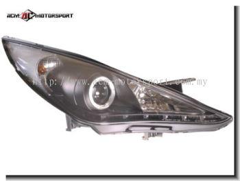 Hyundai Sonata Head Lamp Conversion