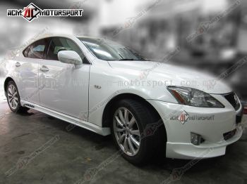 Lexus IS250 Wald Bodykit