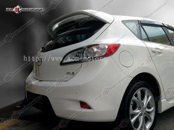 Mazda 3 Hatchback MPS Spoiler