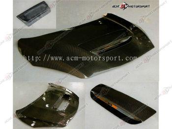 Mazda 3 Hatchback / MPS Carbon Fiber Hood