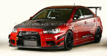 Mitsubishi Lancer / Evo X Varis Bodykit