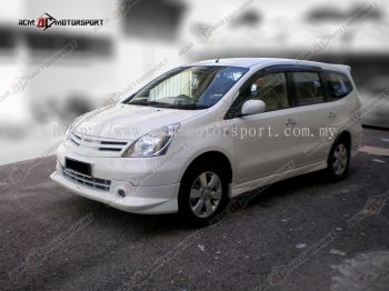 Nissan Grand Livina Impul 1 Bodykit
