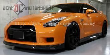 Nissan GTR35 Zele Front Bumper