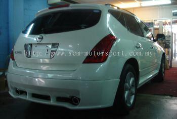 Nissan Murano Invader Bodykit