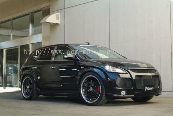 Nissan Murano Pandora Front Bumper