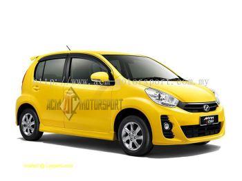 Perodua Myvi SE Convert Extreme Bodykit
