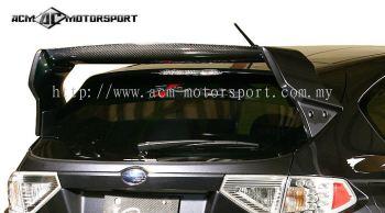 Subaru STi GRB Varis Rear Spoiler