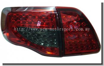 Toyota Altis Rear Led Taillight
