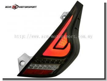 Toyota Prius C Rear Lamp Voversion