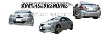 Toyota Vios THT Bodykit