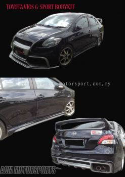 Toyota Vios G-sport Bodykit (Limited Edition)