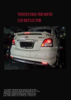 Toyota Vios Rear Reflector LED