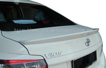 Toyota Vios 2013 AM 411 Spoiler