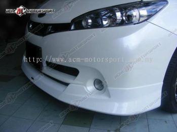 Toyota Wish (2009) S/A Modellista Bodykit