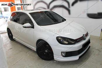 Volkswagen Golf GTI Rieger Bodykit