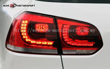 Volkswagen Golf R Tail Light Conversion