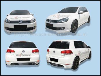 Volkswagen Golf TSI Rieger Bodykit