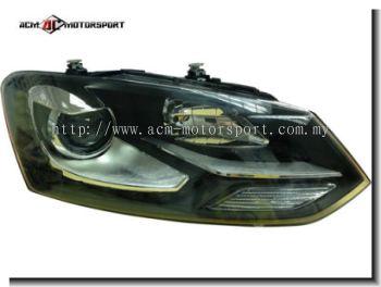 Polo Hatchback GTi Head Lamp Conversion