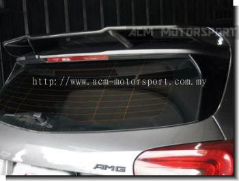 Mercedes benz W176 A250 Revo spoiler carbon fiber