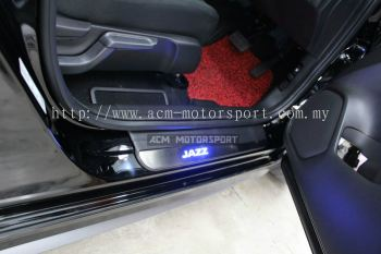 Honda Jazz 2014 Led side steel plate