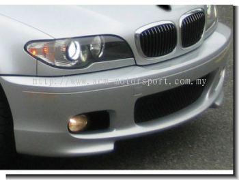 BMW E46 M-Tek Front bumper (2 Door)