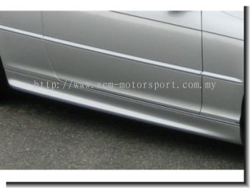 BMW E46 M-Tek side skirt (2 Door)