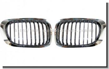 BMW E46 front grill chrome type (2 Door)