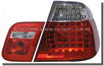 BMW E46 Rear tail light type A (4 door)