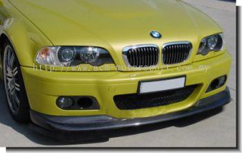 BMW E46 M3 AC front lips