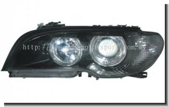 BMW E46 Head lamp type D