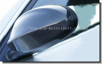 BMW E90 carbon fiber side mirror cover