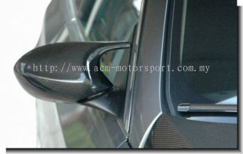 BMW E90 M3 style carbon side mirror