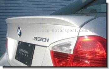 BMW E90 M-tek spoiler