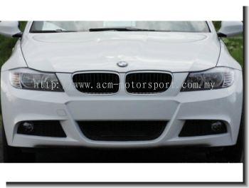 BMW E90 LCI M-sport front bumper