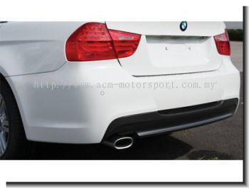 BMW E90 LCI M-sport rear bumper