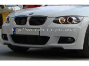 BMW E92 M-TEk front bumper