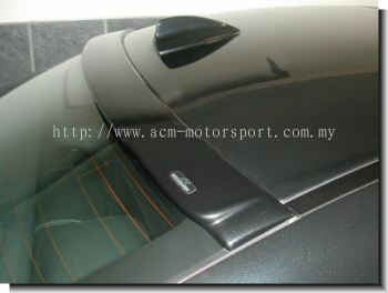 BMW E92 AC rear roof spoiler