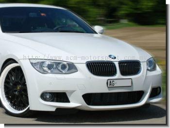 BMW E92 M-Tek LCI front bumper