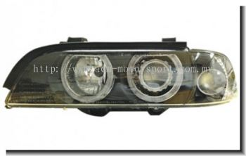 BMW E39 head lamp type C