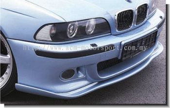 BMW E39 M5 H style front skirt