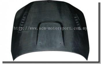 BMW E60 carbon hood