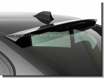 BMW F10 H style roof spoiler