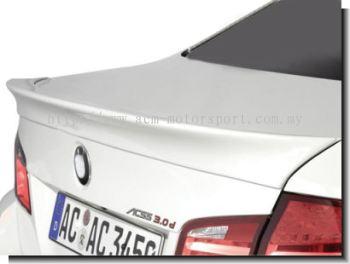BMW F10 AC lips spoiler