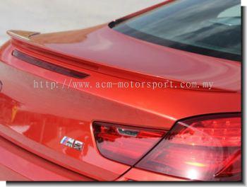BMW F12 lips spoiler