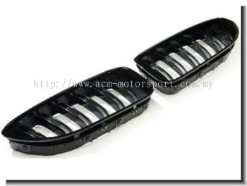 BMW F12 front grill Black type