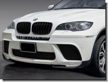 BMW X6 peformance front bumper