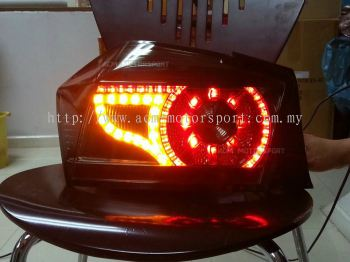 Honda City 2009-2013 tail light DP style